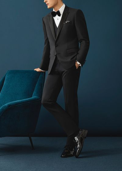 The New Rules of Black Tie | The