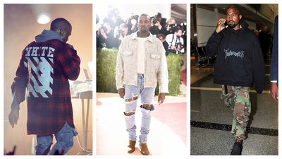 Three Designers Who Owe Everything To Mr Kanye West The Journal Mr Porter