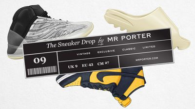 The Sneaker Drop: Three Of September's