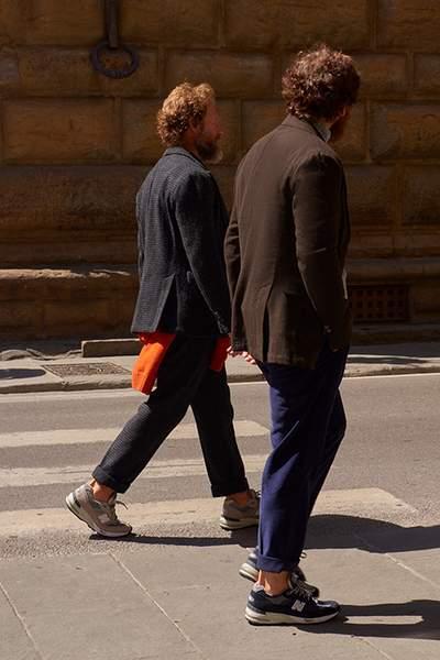 For Pitti's Sake: Florence's Leading Men   The Journal   MR PORTER