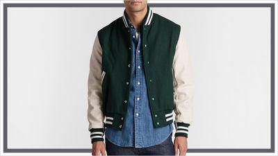 Three Ways To Wear A Varsity Jacket | The Journal | MR PORTER