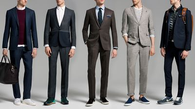 Suits And Sneakers | The Journal | MR