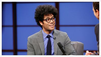 Unlikely Style Icon Mr Richard Ayoade The Journal Mr Porter