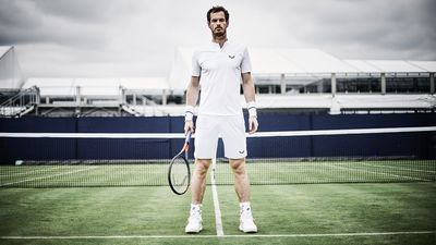 Introducing: The New Tennis Gear Worn By Sir Andy Murray
