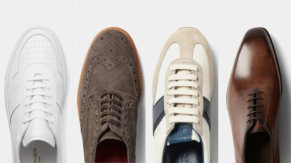 62c4339df899bd Upgrade your knowledge and learn the lingo with the MR PORTER s in-depth  shoepedia