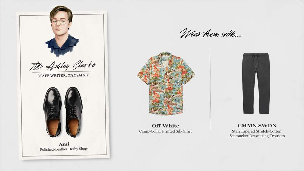 e60f35c256d Staff Picks - The MR PORTER Team s Sunday Best
