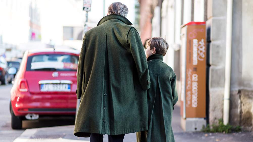 The Dos And Don'ts Of Style When You Become A Dad