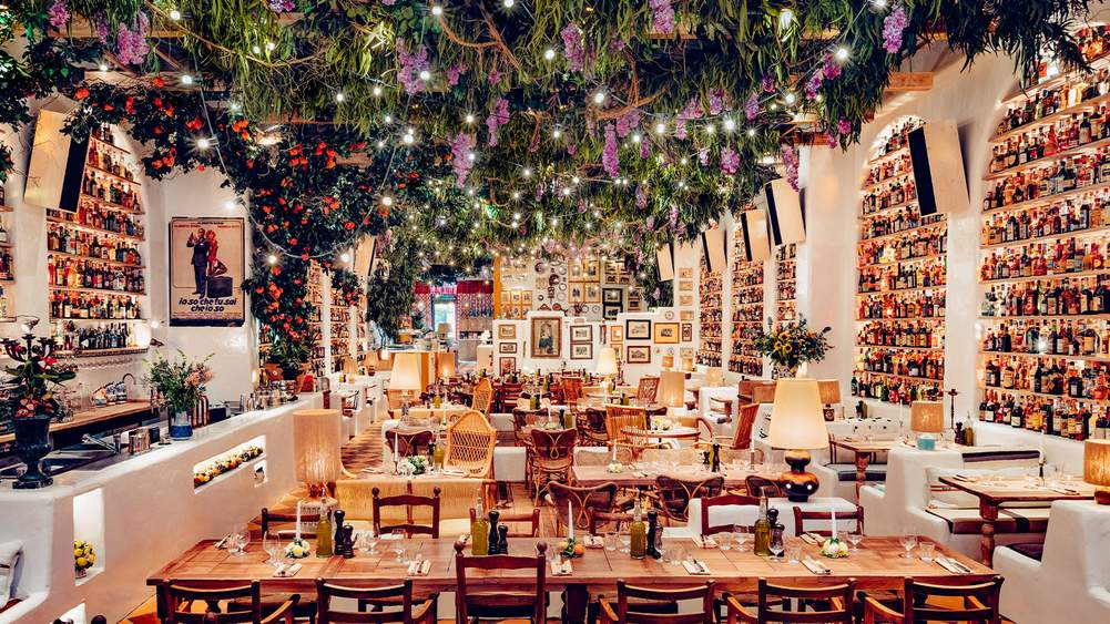 We're Living Through The Age Of The Maximalist Restaurant