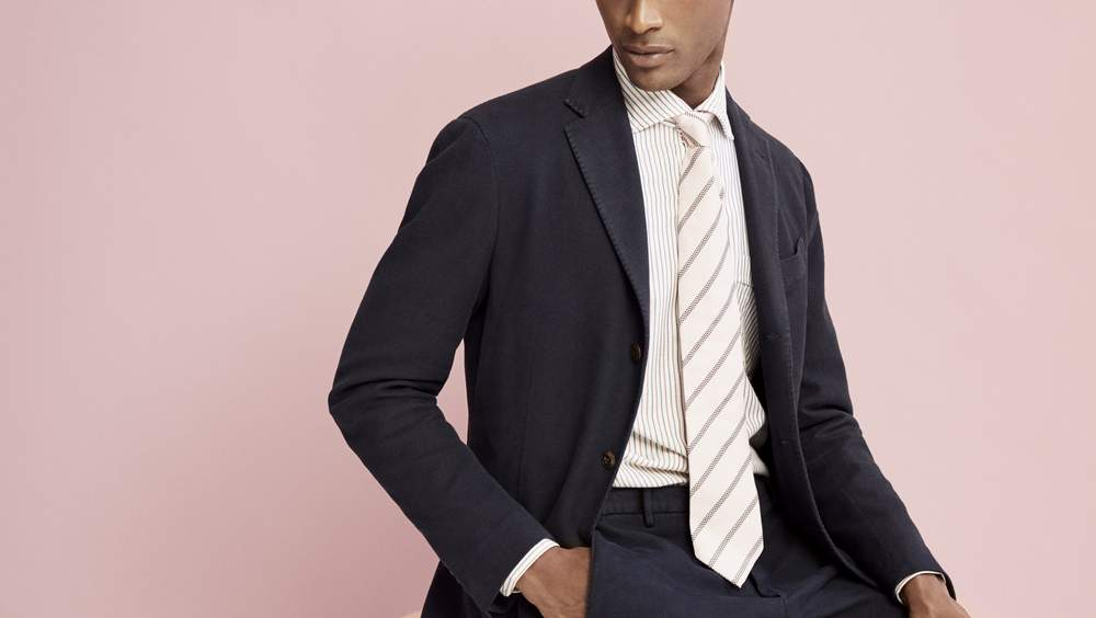 How To Match Your Shirt And Tie | The Edit