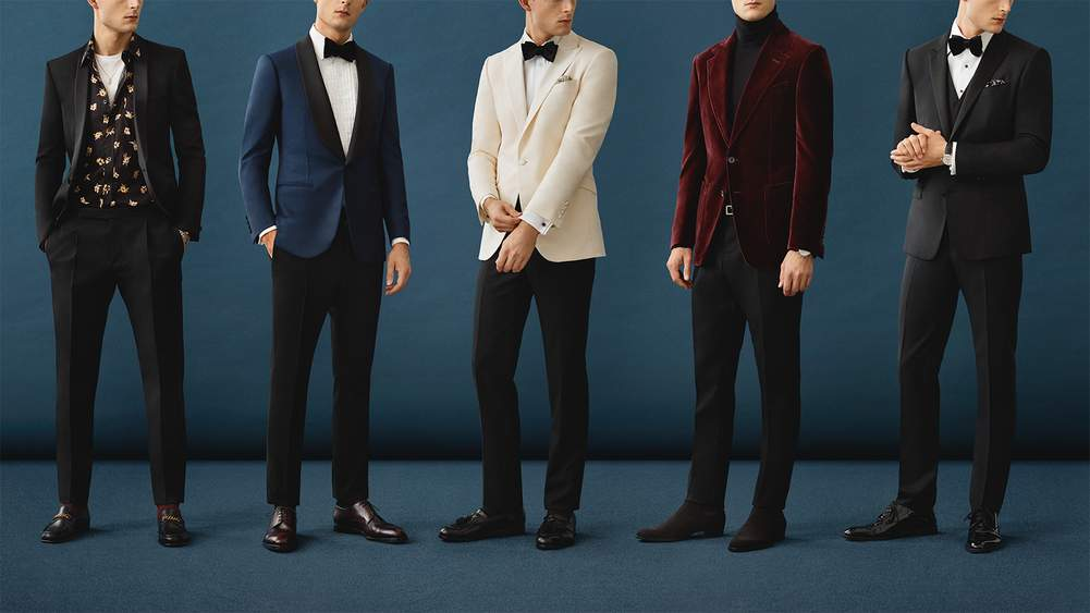 53d0ce54d9 The New Rules of Black Tie | Dress Code | The Journal | Issue 340 ...