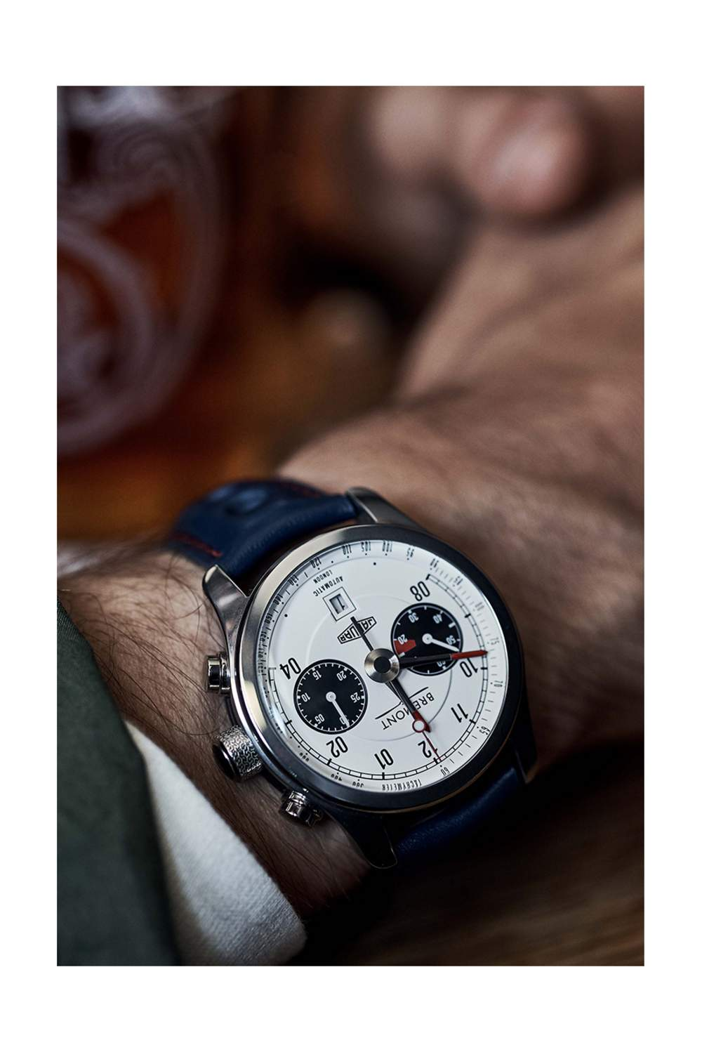 2f1e1cba45d1 The Portfolio - Six Dashing Explorers And Their Watches | The Journal | MR  PORTER | Bloglovin'