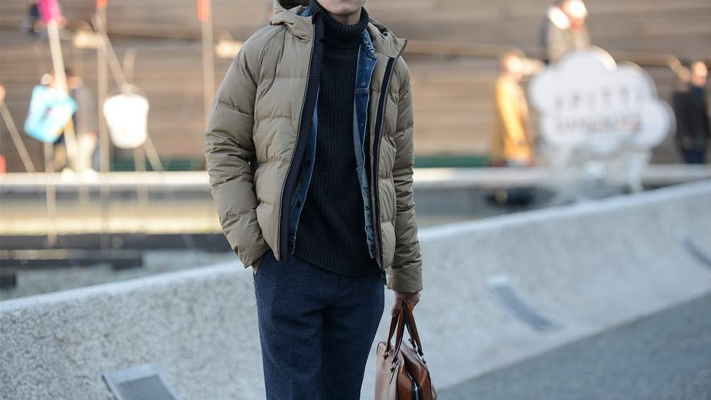 193a95ece4 Seven Ways To Wear A Down Jacket | A Gentleman's Guide | The Journal ...