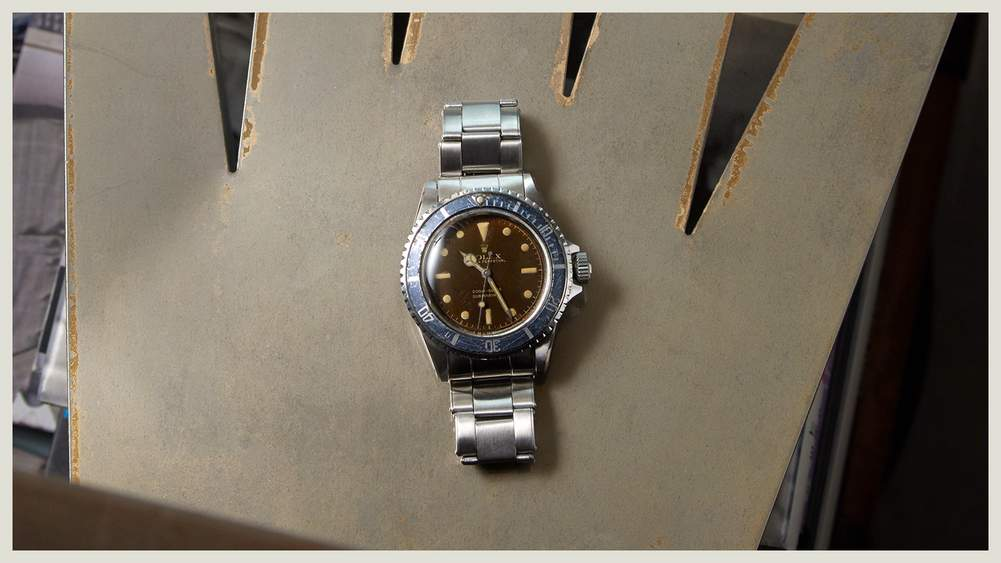 96bde385cfa About Time - Why Vintage Watch Collectors Go Mad For Patination ...