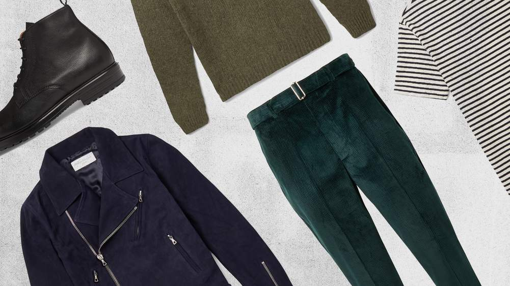 Five Reasons To Wear Officine Generale This Season