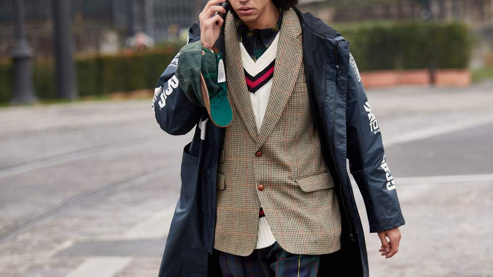 Our Favourite Street-Style Looks From Pitti Uomo