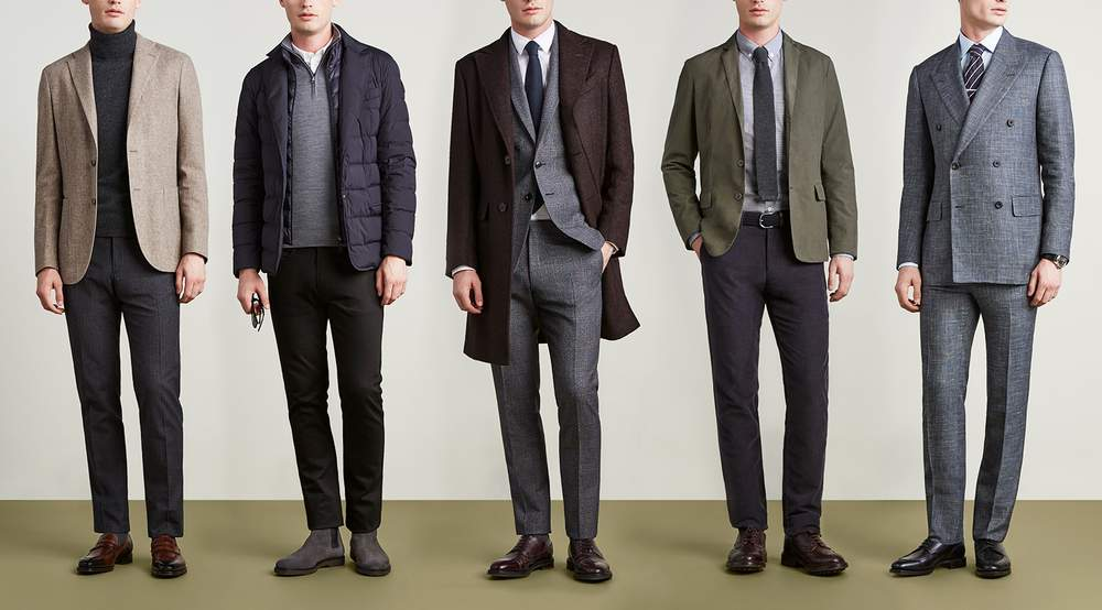 c5a0de8d2f2 Shake up your office attire with one of these key looks