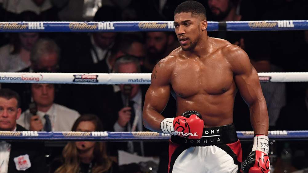 How To Get Pecs Like Mr Anthony Joshua