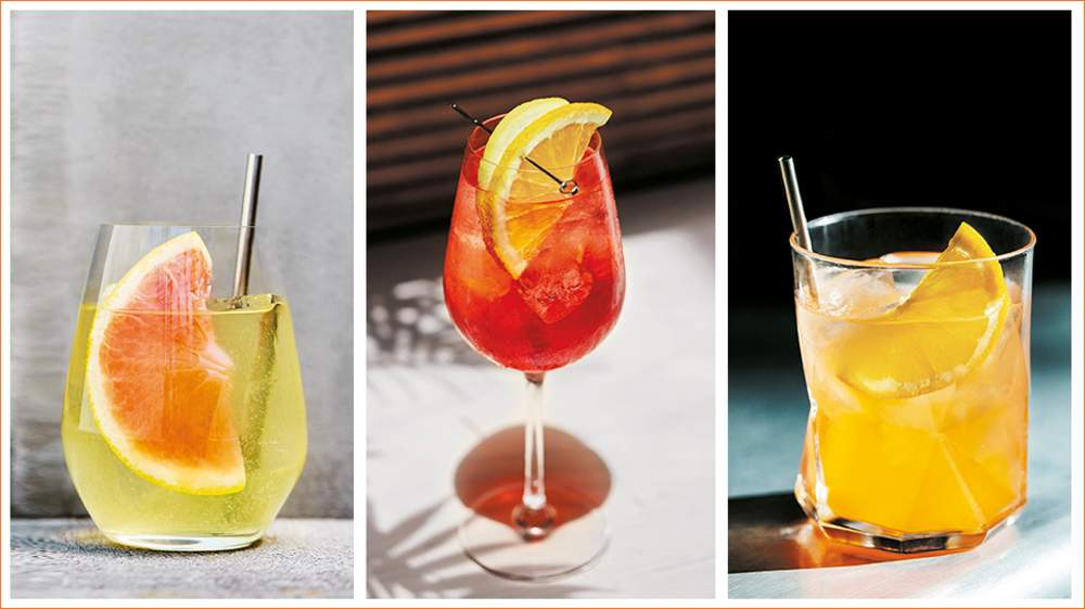 Six Refreshing Takes On An Aperol Spritz Mr Porter Drinks