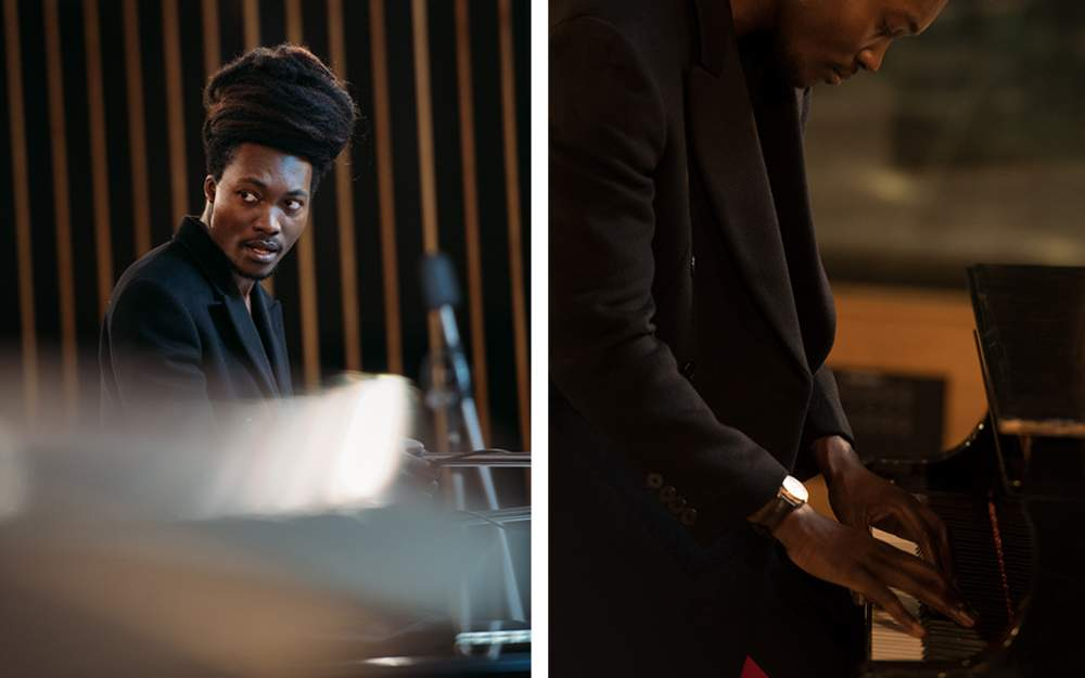 58bb2dd101 In Partnership with Vacheron Constantin - Mr Benjamin Clementine X Vacheron  Constantin | The Journal | MR PORTER | Bloglovin'