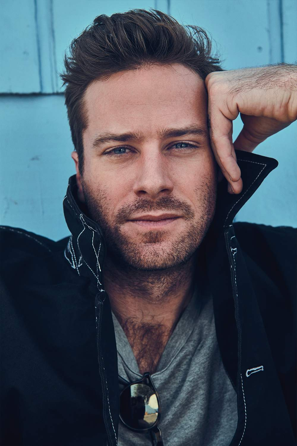 Tom Peck Ford >> Why Everything Is Peachy For Mr Armie Hammer | The Look | The Journal | Issue 349 | 07 December ...