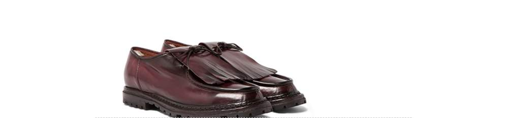 All You Need To Know About Dress Shoes The Knowledge The Journal