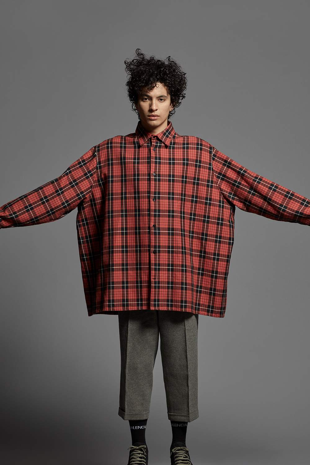 Why Oversized Clothing Is The Next Big Thing The Trends The