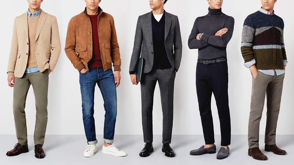 23e3fd626e How To Nail Smart-Casual
