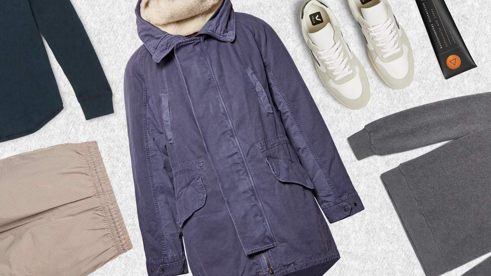 How To Build A Sustainable Wardrobe In 2019