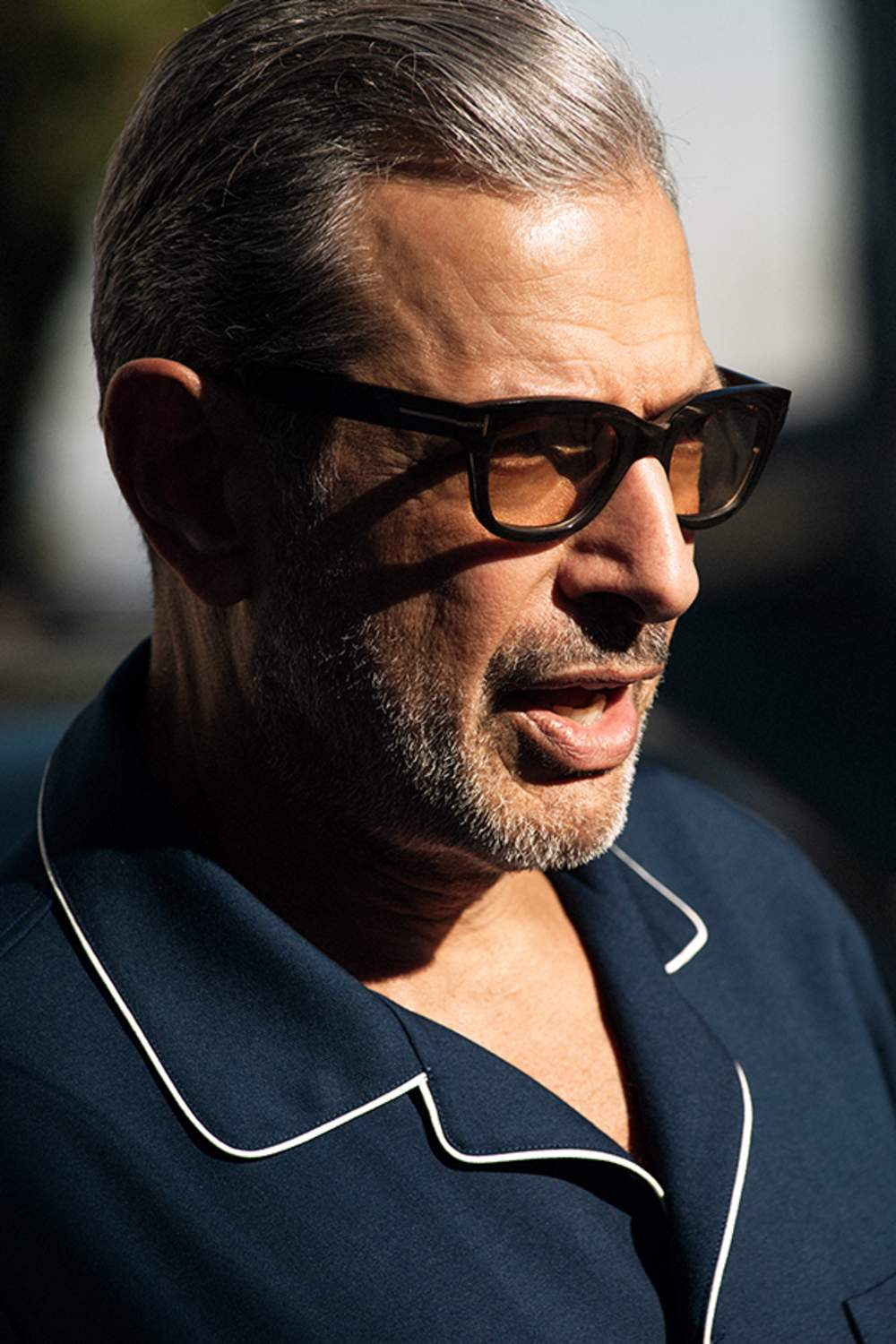 How Mr Jeff Goldblum Stays Forever Young The Look The