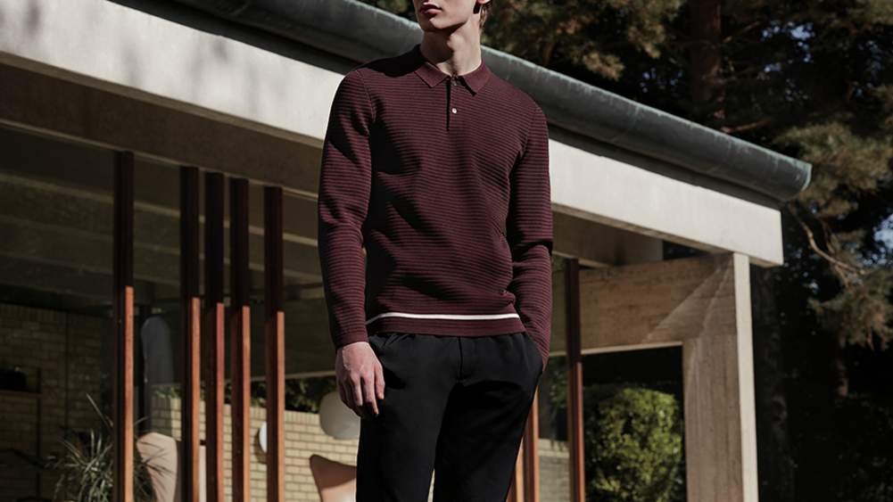 The New And Exclusive Capsule Collection From MR PORTER X Theory