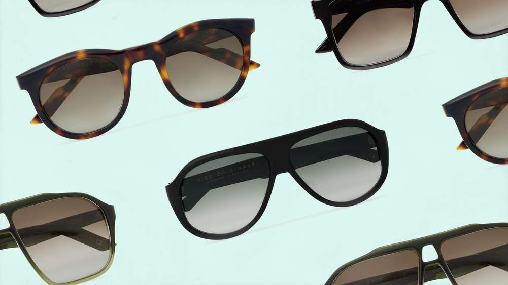 Copy A Fifties Hollywood Star In Some Kirk Originals Retro Sunglasses