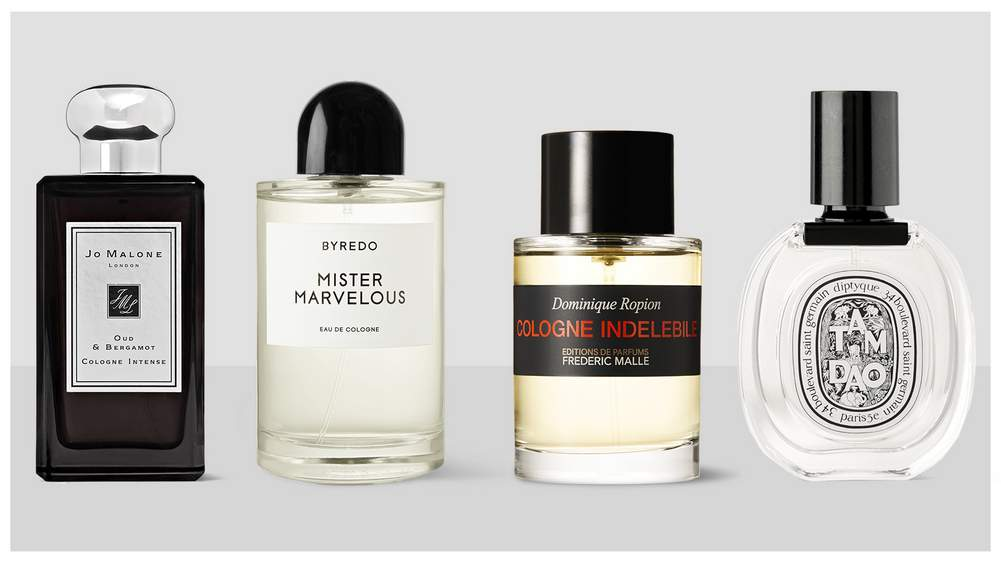 Six Fragrances For Men Of Any Age