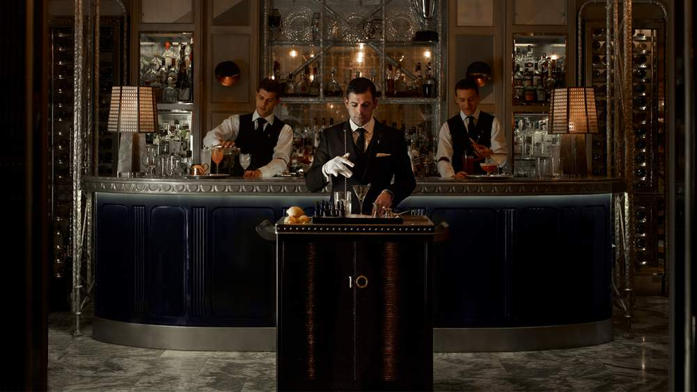 Festive Party Tips From The World's Best Barmen