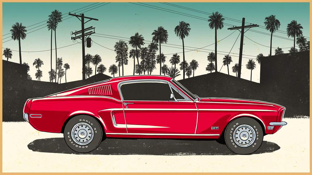 The Return Of The Muscle Car | The Gear | The Journal | Issue 207 ...