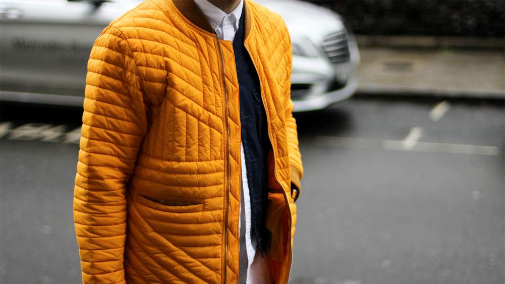 6847c4682 Seven Ways To Wear A Down Jacket   A Gentleman's Guide   The Journal ...