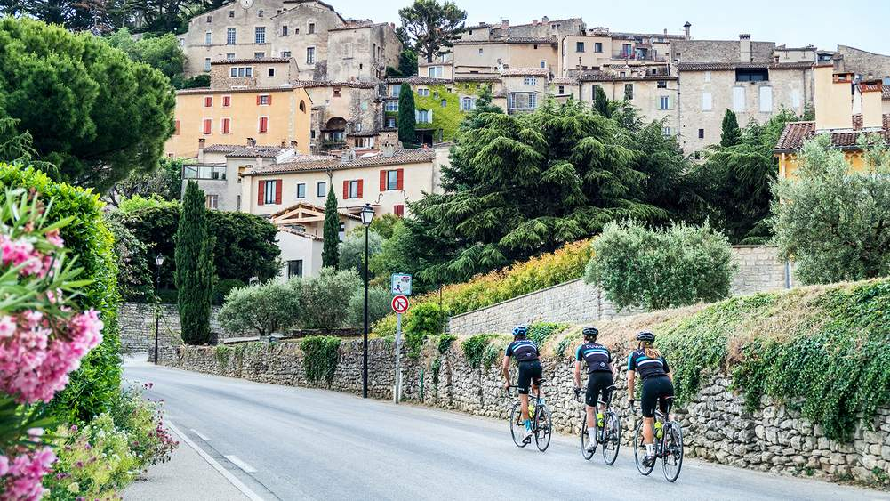 3d1142e88cf8 On The Road - Seven Stunning Cycling Tours