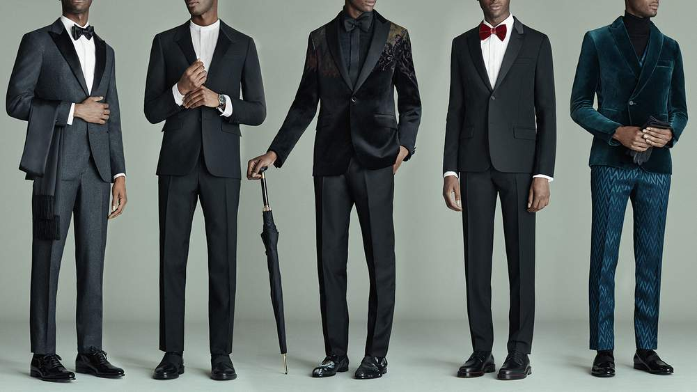 Five Ways To Make The Tux Your Own