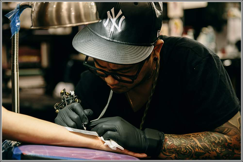 The World's Best Tattoo Parlours | The Knowledge | The