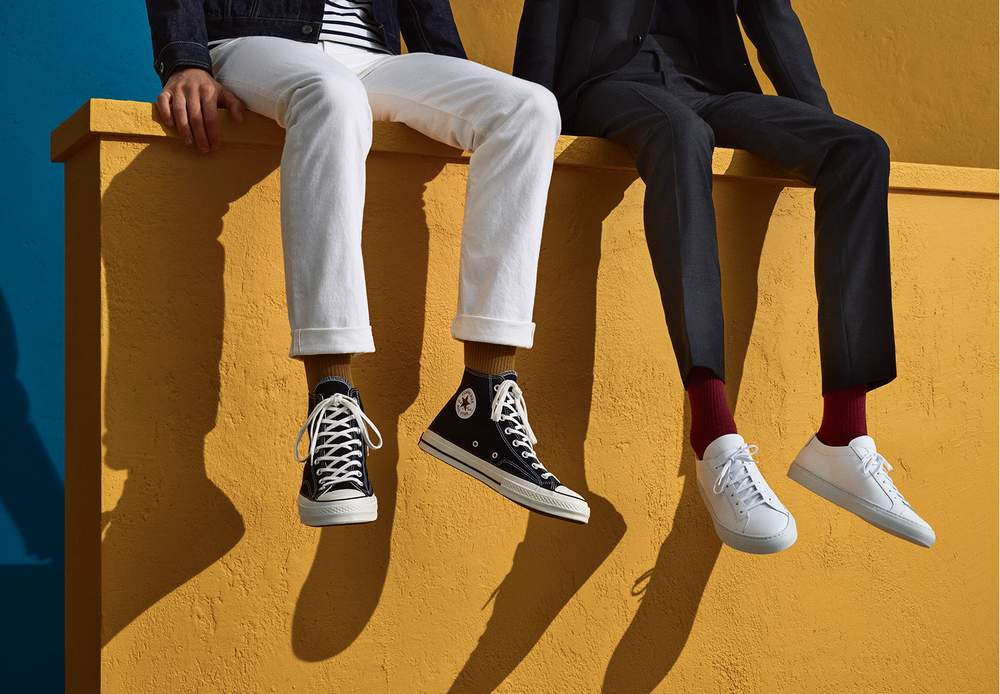 promo code 58686 27c8f The Edit - The Sneakers To Know For Spring 2019   The Journal   MR PORTER    Bloglovin