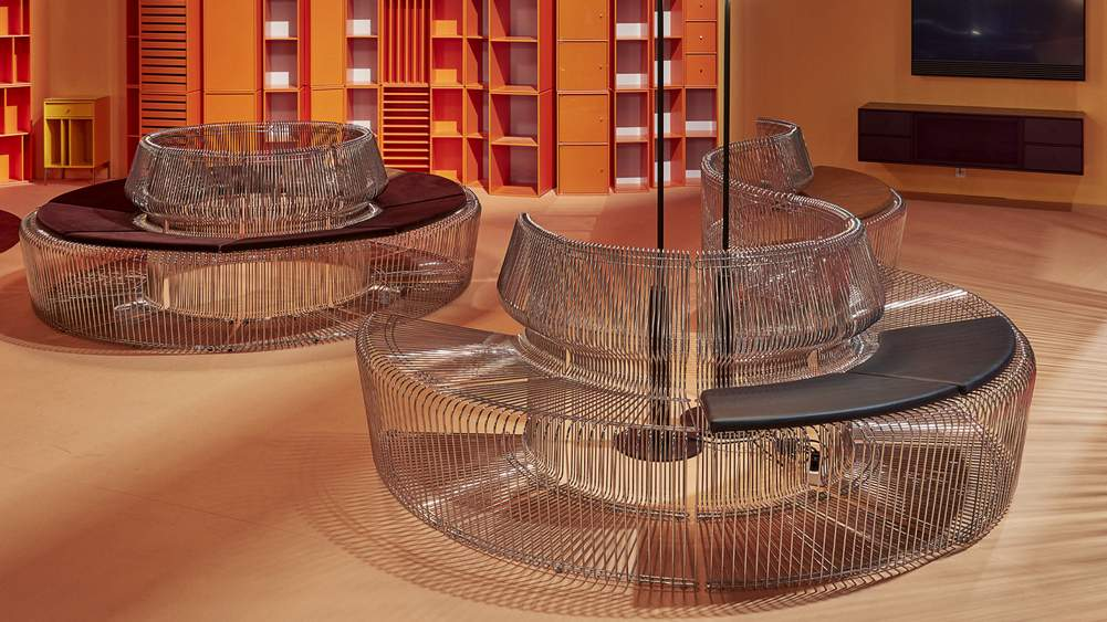Tremendous The Knowledge Five Design Trends From Salone Del Mobile Ncnpc Chair Design For Home Ncnpcorg