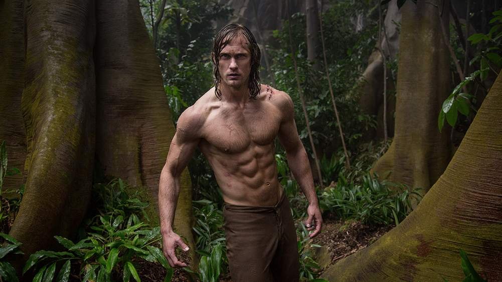 How to Look Like Tarzan (By The Man Who Trained Him)