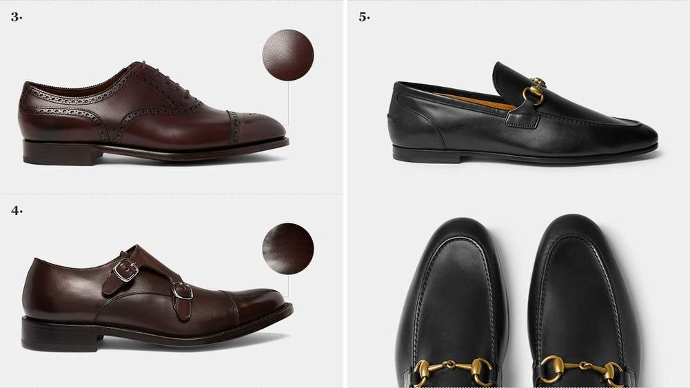 8d7268e39a2 All You Need To Know About Dress Shoes | The Knowledge | The Journal ...