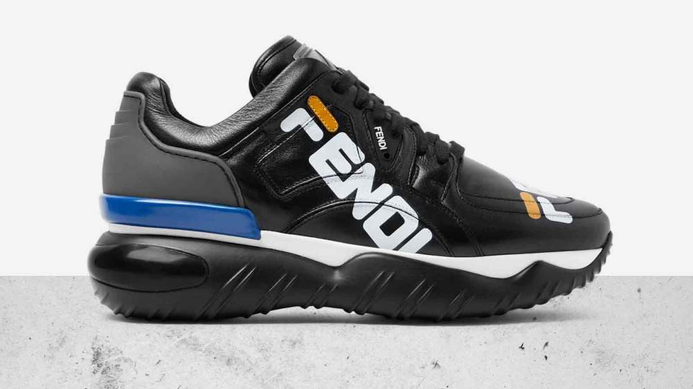 What's New: 1990s Sneakers From Italian Powerhouses