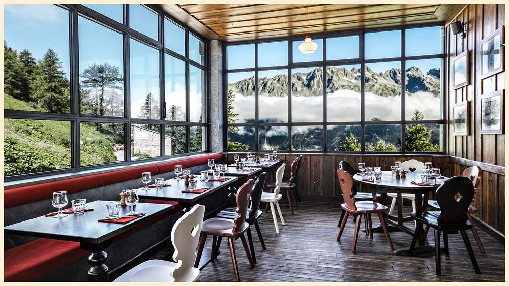 The Restaurants With Best Views In World