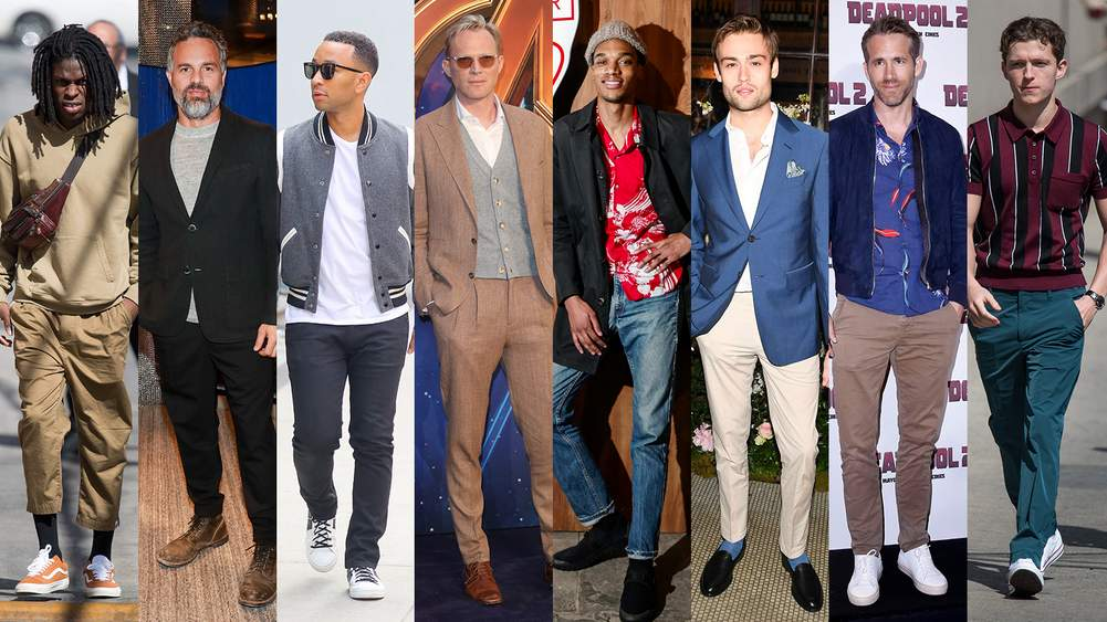 7f0955981e3f6 The Best-Dressed Men Of The Month