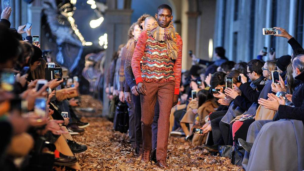 7eef4fd5128 10 Things We Learned At The AW16 Shows