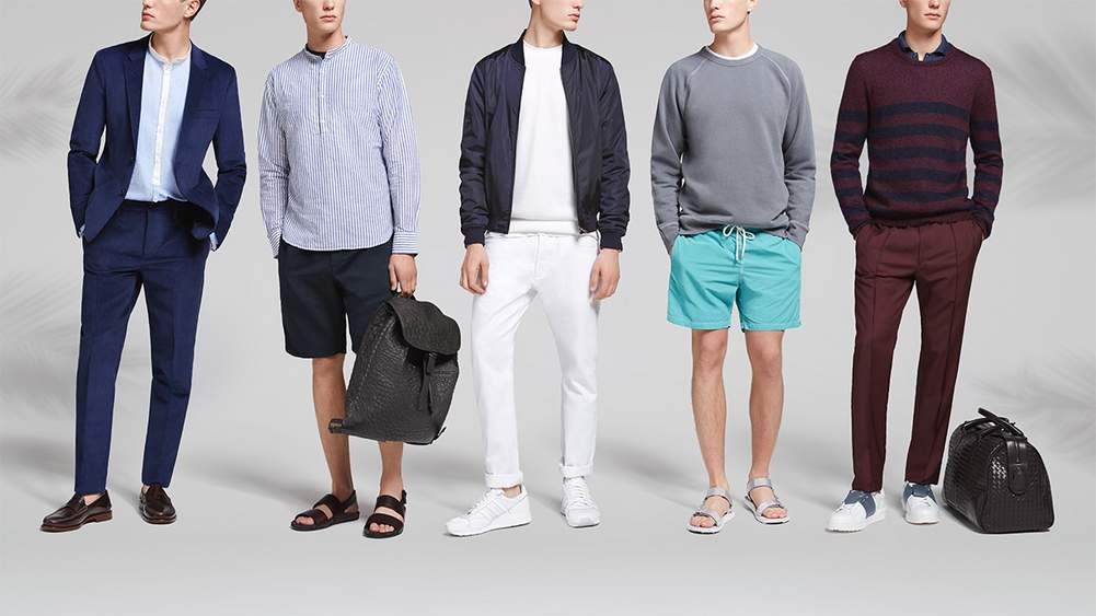Five Foolproof Summer Looks | Dress Code | The Journal | Issue 223 ...