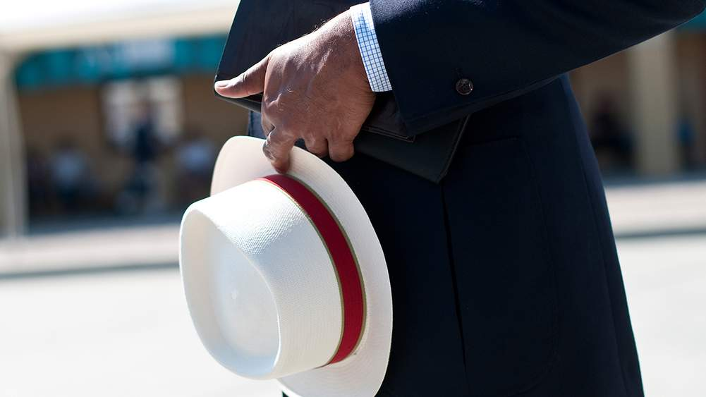 29d8cc3652f396 The Way To Wear Your Hat | A Gentleman's Guide | The Journal | Issue ...