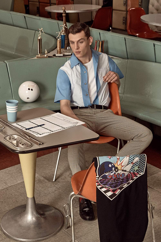 MR PORTER X Prada: A Winning Combination | The Exclusive