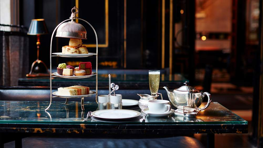 This Is What Tea Is Like At The Wolseley